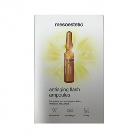 ANTI-AGING FLASH AMPOULES 10 x 2ml