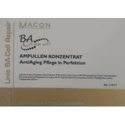 BA Cell Repair Activ Fiole 10 buc * 1.5 ml