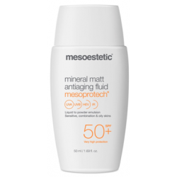 MINERAL MATT ANTIAGING FLUID SPF 50+